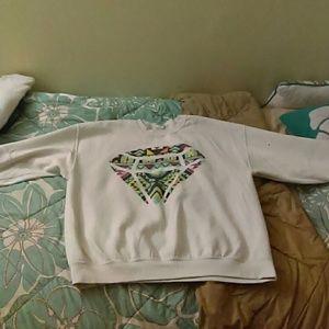 Diamond Co crew neck sweatshirt